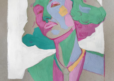 Pierre MATHIEU Serie Portrait 1