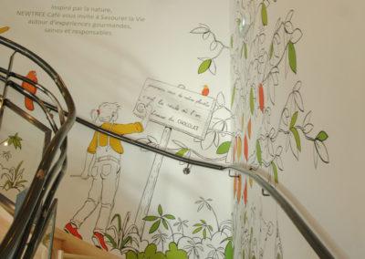Pierre MATHIEU la fresquerie 2020-Photos fresque New tree Cafe-Photos fresque New tree Cafe-12
