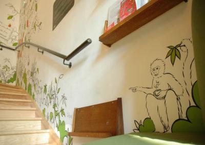Pierre MATHIEU la fresquerie 2020-Photos fresque New tree Cafe-Photos fresque New tree Cafe-2