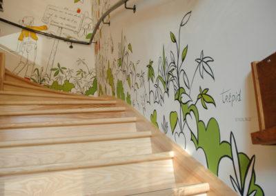 Pierre MATHIEU la fresquerie 2020-Photos fresque New tree Cafe-Photos fresque New tree Cafe-3