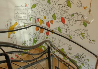 Pierre MATHIEU la fresquerie 2020-Photos fresque New tree Cafe-Photos fresque New tree Cafe-8