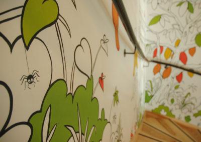 Pierre MATHIEU la fresquerie 2020-Photos fresque New tree Cafe-Photos fresque New tree Cafe-9